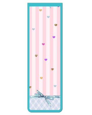 Marcador De Página Magnético Laço - Cute - MFE46