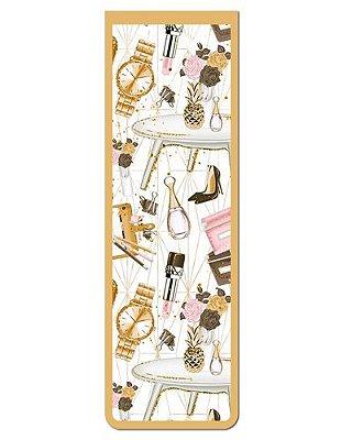 Marcador De Página Magnético Fashion - Cute - MFE52