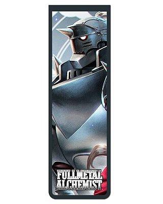 Marcador De Página Magnético Alphonse - Fullmetal Alchemist - MAN796
