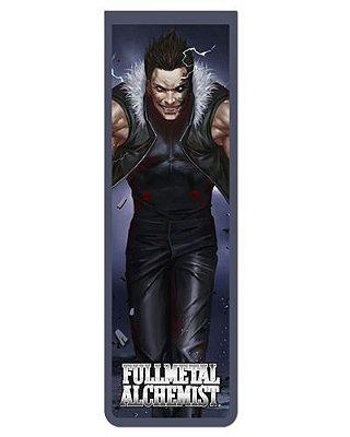 Marcador De Página Magnético Ganância - Fullmetal Alchemist - MAN803