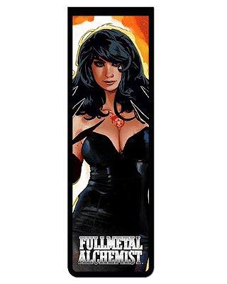 Marcador De Página Magnético Luxúria - Fullmetal Alchemist - MAN806
