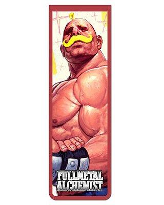 Marcador De Página Magnético Alex - Fullmetal Alchemist - MAN810