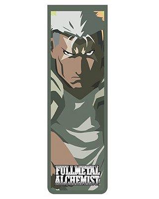 Marcador De Página Magnético Scar - Fullmetal Alchemist - MAN815