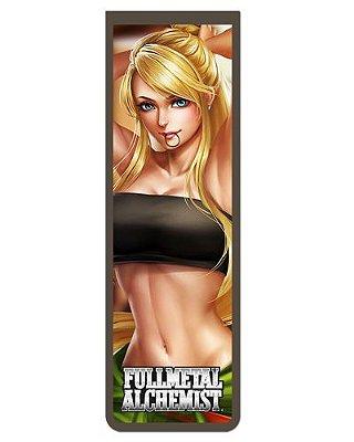 Marcador De Página Magnético Winry - Fullmetal Alchemist - MAN819