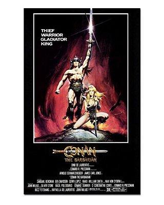 Ímã Decorativo Pôster Conan The Barbarian - IPF519