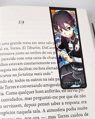 Marcador De Página Magnético Kirito - Sword Art Online - MAN832