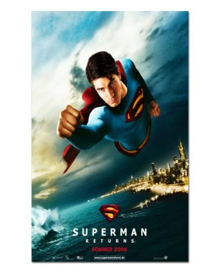 Ímã Decorativo Pôster Superman Returns - IPF40