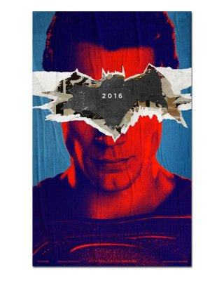 Ímã Decorativo Pôster Batman vs Superman - IPF148