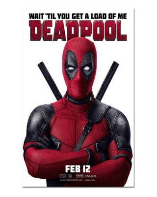 Ímã Decorativo Pôster Deadpool - IPF127