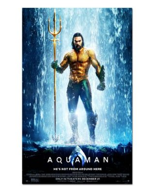 Ímã Decorativo Pôster Aquaman - IPF158