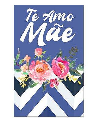Ímã Decorativo Te Amo Mãe - Cute - IDF01
