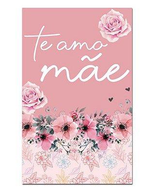 Ímã Decorativo Te Amo Mãe - Cute - IDF02