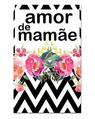 Ímã Decorativo Amor de Mamãe - Cute - IDF19
