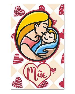 Ímã Decorativo Mamãe - Cute - IDF22