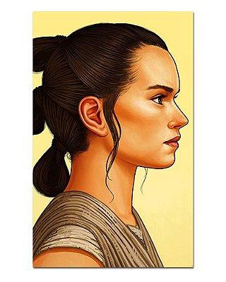 Ímã Decorativo Rey - Star Wars - ISW87