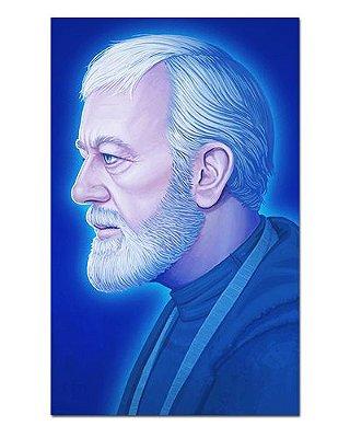 Ímã Decorativo Obi-Wan Kenobi - Star Wars - ISW75