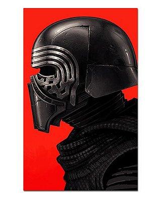 Ímã Decorativo Kylo Ren - Star Wars - ISW79