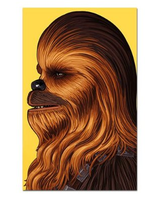 Ímã Decorativo Chewbacca - Star Wars - ISW81