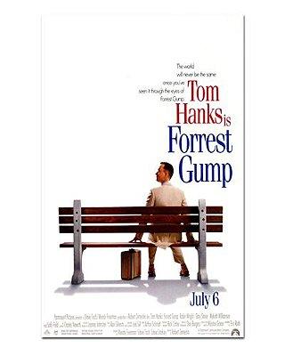 Ímã Decorativo Pôster Forrest Gump - IPF73