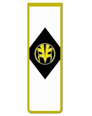 Marcador De Página Magnético Ranger Branco - Power Rangers - MAT02