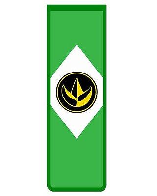 Marcador De Página Magnético Ranger Verde - Power Rangers - MAT03