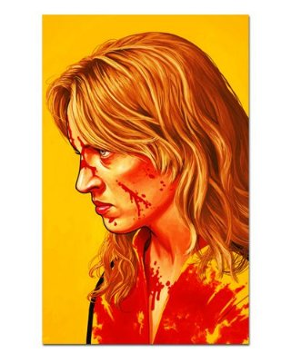 Ímã Decorativo Beatrix Kiddo - Kill Bill - IFI03