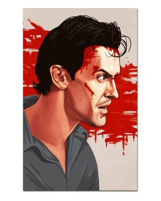 Ímã Decorativo Ash Williams - The Evil Dead - IFI05