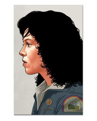 Ímã Decorativo Ellen Ripley - Alien - IFI11
