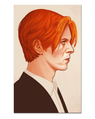 Ímã Decorativo Thomas - O Homem Que Caiu na Terra - IFI15