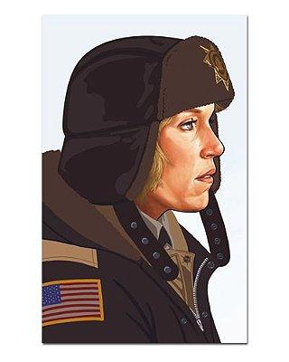 Ímã Decorativo Marge Gunderson - Fargo - IFI20