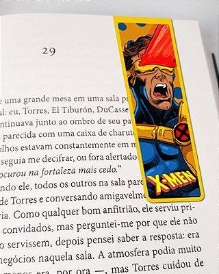 Marcador De Página Magnético Ciclope - X-Men - MMA144