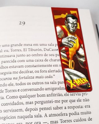 Marcador De Página Magnético Colossus - X-Men - MMA152