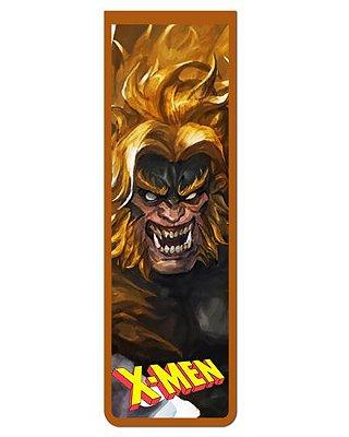 Marcador De Página Magnético Dentes-de-Sabre - X-Men - MMA155