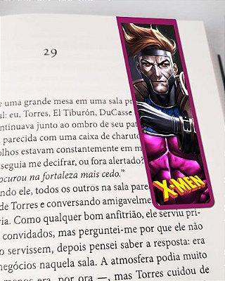 Marcador De Página Magnético Gambit - X-Men - MMA166
