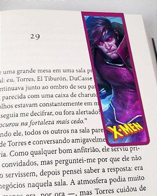 Marcador De Página Magnético Gambit - X-Men - MMA167