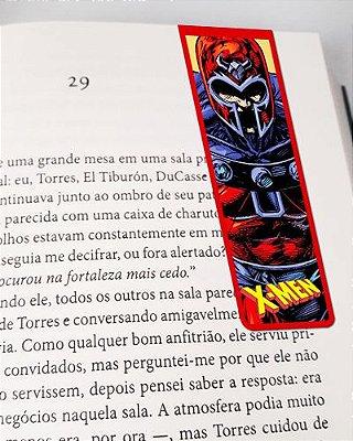 Marcador De Página Magnético Magneto - X-Men - MMA186