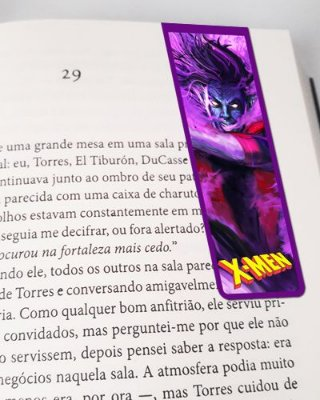 Marcador De Página Magnético Noturno - X-Men - MMA188