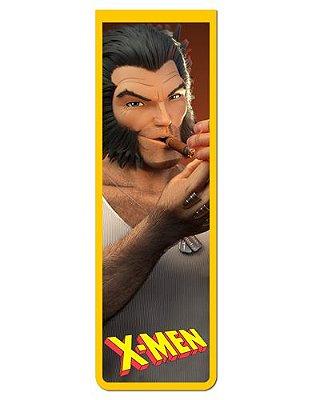 Marcador De Página Magnético Wolverine - X-Men - MMA213
