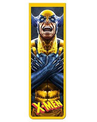 Marcador De Página Magnético Wolverine - X-Men - MMA214