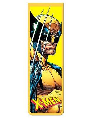 Marcador De Página Magnético Wolverine - X-Men - MMA223