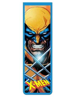 Marcador De Página Magnético Wolverine - X-Men - MMA224