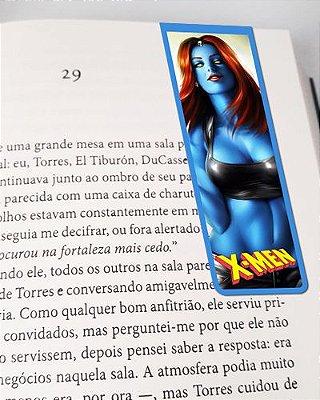 Marcador De Página Magnético Mística - X-Men - MMA225
