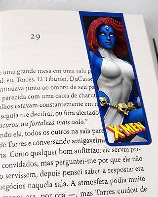 Marcador De Página Magnético Mística - X-Men - MMA226