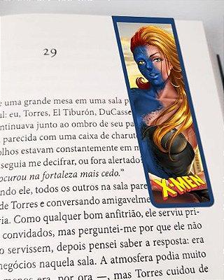 Marcador De Página Magnético Mística - X-Men - MMA230