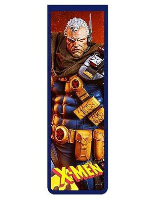 Marcador De Página Magnético Cable - X-Men - MMA236