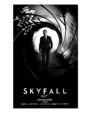 Ímã Decorativo Pôster 007 - Operação Skyfall - IPF220