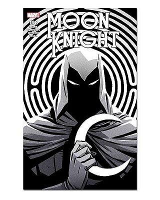 Ímã Decorativo Capa de Quadrinhos Moon Knight - CQM191