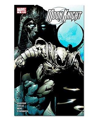 Ímã Decorativo Capa de Quadrinhos Moon Knight - CQM194
