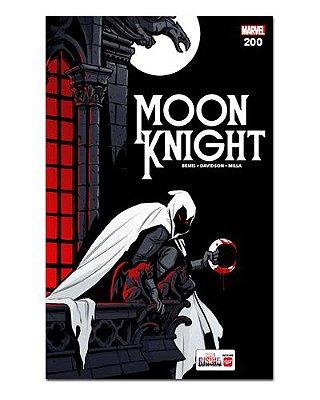 Ímã Decorativo Capa de Quadrinhos Moon Knight - CQM196