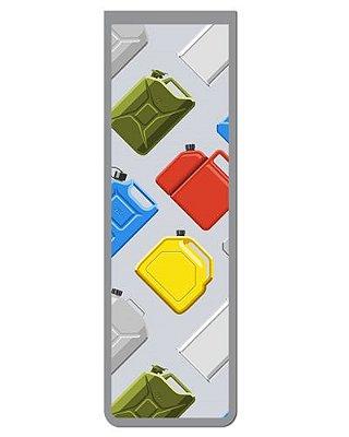 Marcador De Página Magnético Galões - Fuel - MAS01
